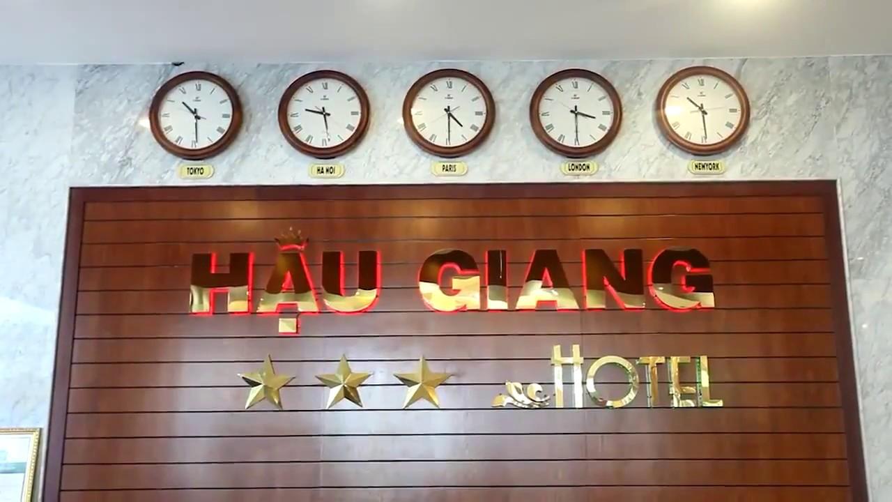 Khách sạn Hậu Giang –  Nhà hàng Hoa Sứ
