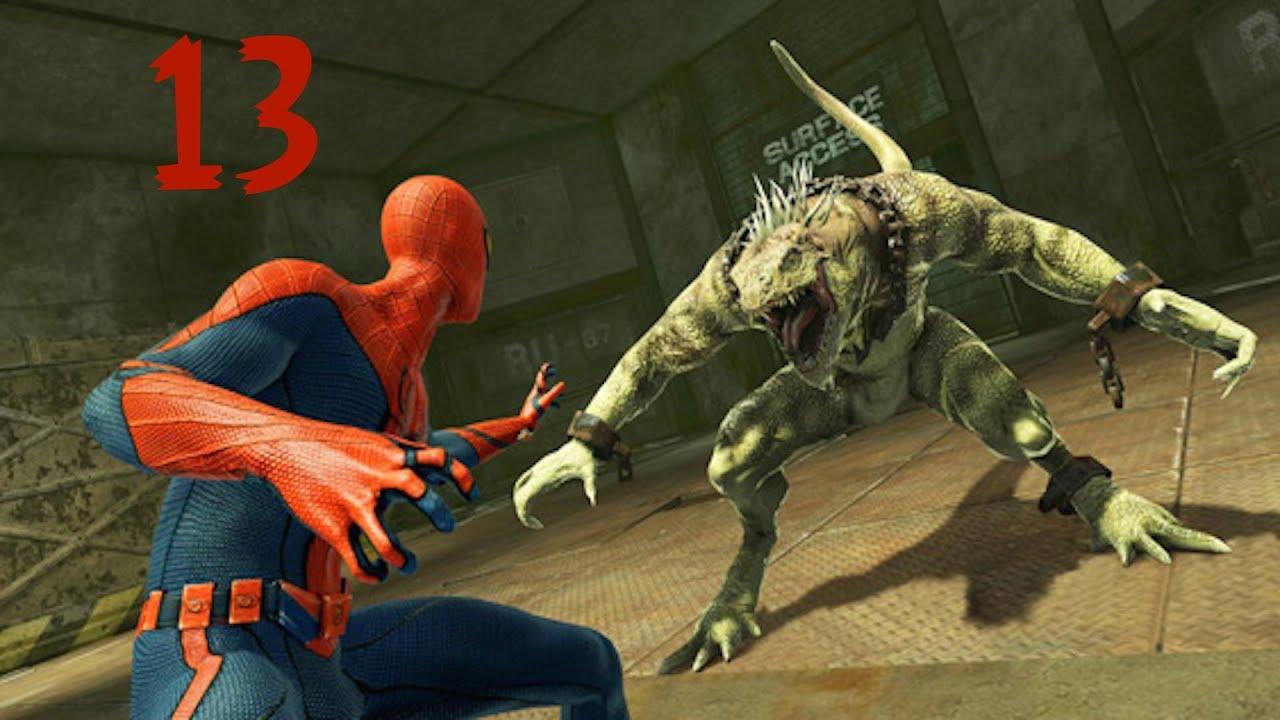 spider man 4 игра