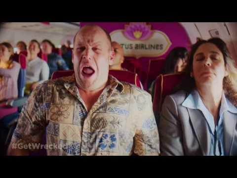 Wrecked TBS Trailer #2