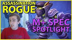 Assassination Rogue Spec Spotlight (Mythic Plus)