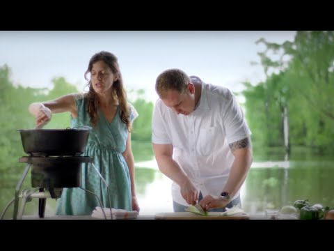 M&S Food: Cajun Jambalaya on the Bayou