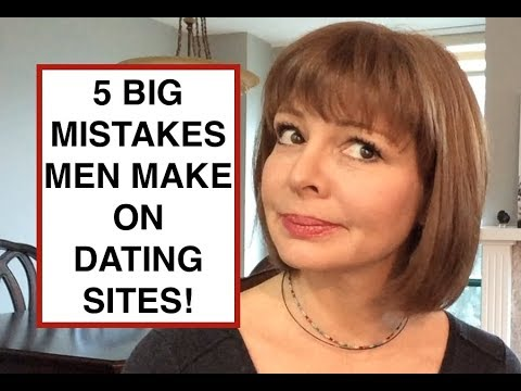 5 Biggest Mistakes Men Make On Dating Apps & Dating Sites
