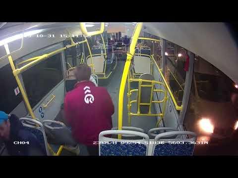 Автобус 31 10 2019 ЧП Красноярск