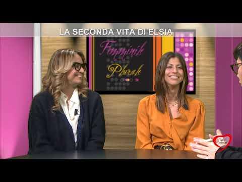 FEMMINILE PLURALE 2019/20 La seconda vita di Elsia
