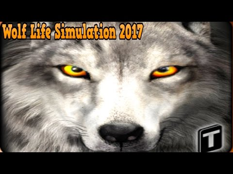 👍🐺Wolf Life Simulation 2017- By Tapinator, Inc. (Ticker: TAPM) Adventure - iTunes/Android