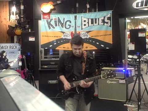 Chris Arellano Blues Guitar