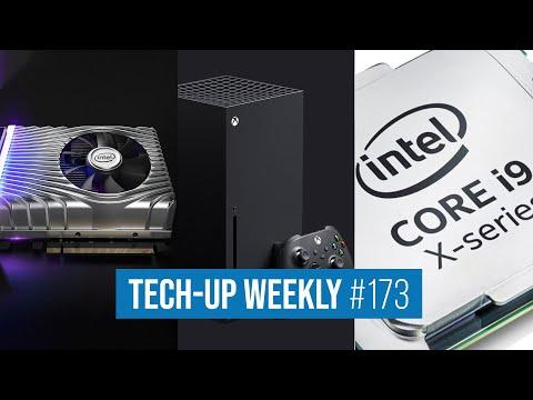 Intel-GPU Kommt 2020 | Xbox Series X Kann Steam | I9 Mit 22 Kernen Und 5 GHz - Tech-up Weekly #173