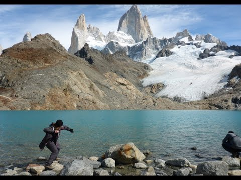 Overland travel through Argentina and Chile