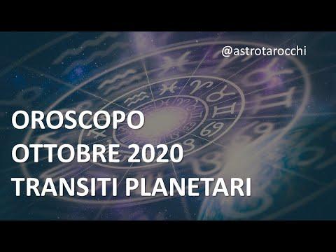 Oroscopo ⭐Ottobre 2020 ⭐Previsioni e Transiti Planetari 🌙 Cambio Direzione! #astrotarocchi