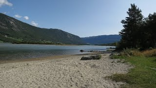 Gjeilo-Camping  zwischen Lom und Bismo (Norwegen)