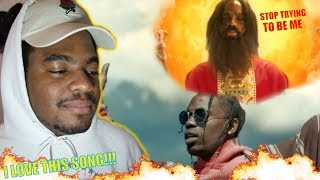 MY FAVORITE SONG| Travis Scott STOP TRYING TO BE GOD (MUSIC VIDEO)| REACTION!!!