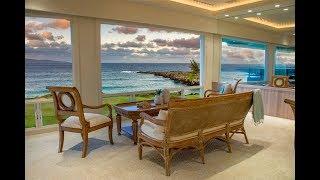 Serene Oceanfront Home in Kapalua, Hawaii | Sotheby