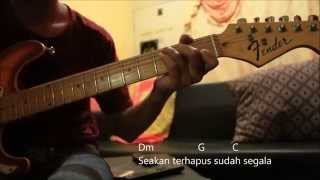 Drama Band - Biarkanlah Guitar Cover (Kord GItar)