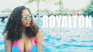 ♔ Travel Vlog ♔ | Jamaica - Royalton White Sands Resort|