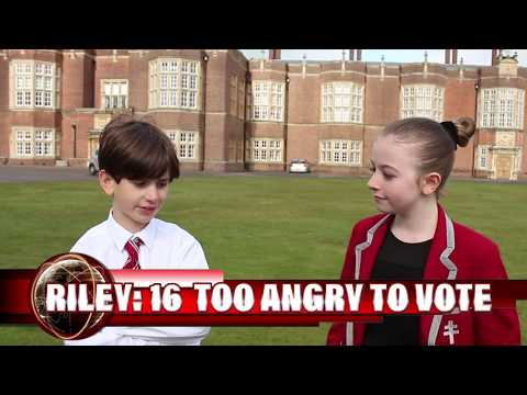 Pupil Parliament Video Of The Month, February '18: New Hall School, Chelmsford