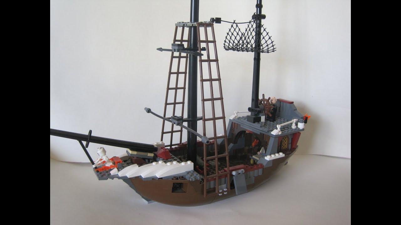 how to make a pirate ship mast