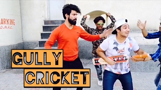 Gully Cricket || Harsh Beniwal thumbnail