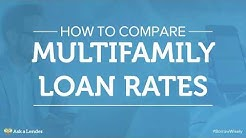 How to Compare Multifamily Loan Rates | Ask a Lender