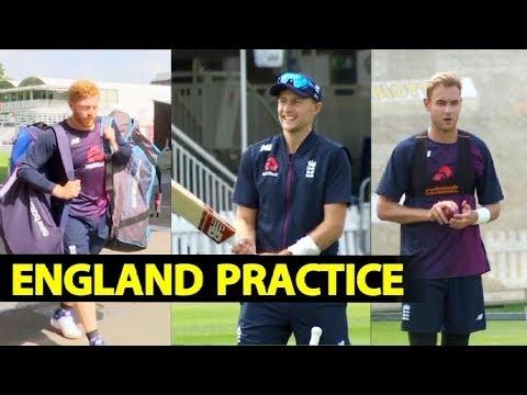 विश्व चैंपियन बनने के बाद पहली बार अभ्यास करने उतरी England टीम   Sports Tak