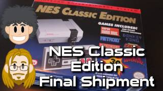 NES Classic Edition Final Shipment - #CUPodcast