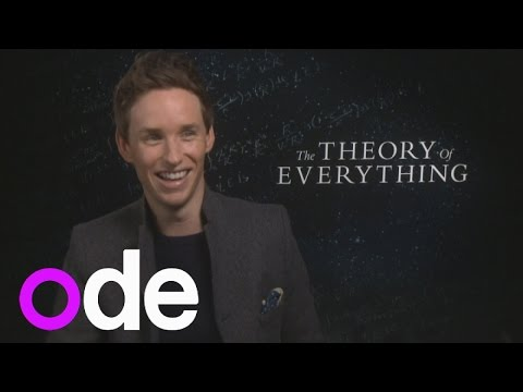 Eddie Redmayne plays THEORY ON EVERYTHING game and talks Oscar buzz