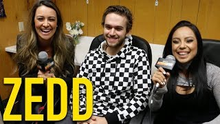zedd reveals hes ready to collaborate with cardi b gives update on bts collaboration