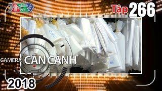 camera cận cảnh   tập 266 full   khuyến cáo túi ni-lông - đi 1 về 2 - vượt ẩu - thu phí đỗ xe ☀️