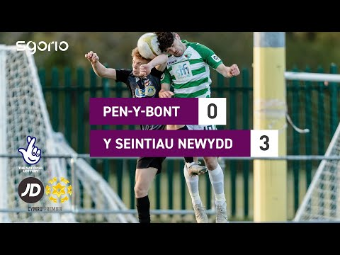 Penybont TNS Goals And Highlights