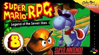 SUPER MARIO RPG: LEGEND OF THE SEVEN STARS ⭐ #8: Belastendes Yoshi-Rennen & Gumba-Stampfen