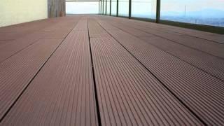 types of outdoor patio floor covering