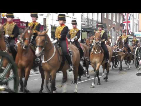 Irish State Visit to UK, Windsor - 2014