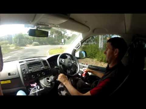 C4 Incomplete Quadriplegic Driving with Paravan Steering