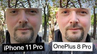 OnePlus 8 Pro Vs IPhone 11 Pro: Camera Test!