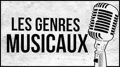 Pilote - Le Disquaire N°1 : Les Genres musicaux