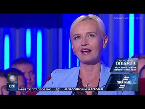 Аліна Шатернікова гостя ток шоу ОДИН ЗА ВСІХ від 23 вересня 2018 року