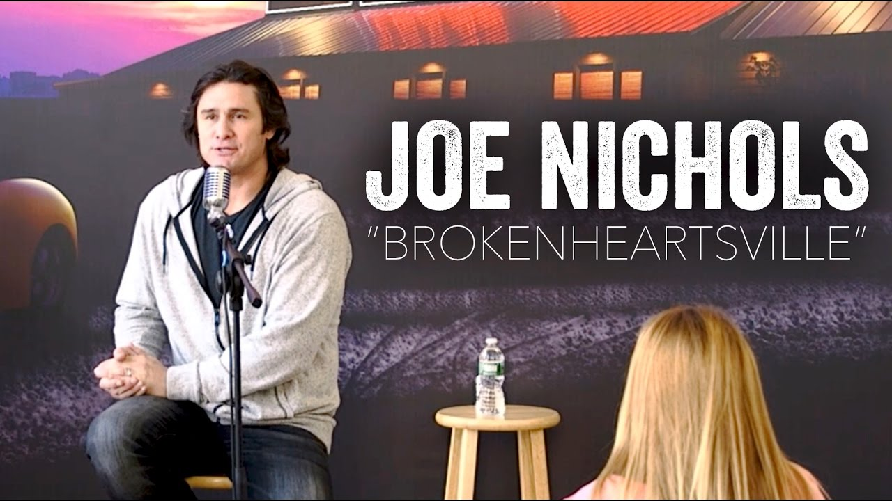 joe-nichols-brokenheartsville-country-97-1-hank-fm
