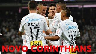 Novo Corinthians começa bem o ano: desafiará Flamengo, Grêmio, Palmeiras e outros?