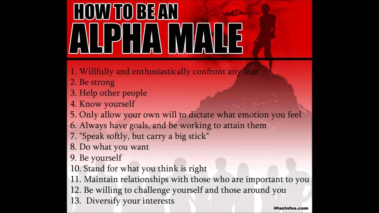 Characteristics of an alpha female wolf