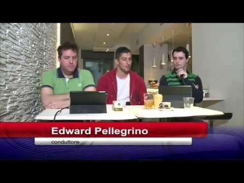 UN CAFFE' FUORICAMPO - Intervista a Gianluca Soragna (25-03-2015)