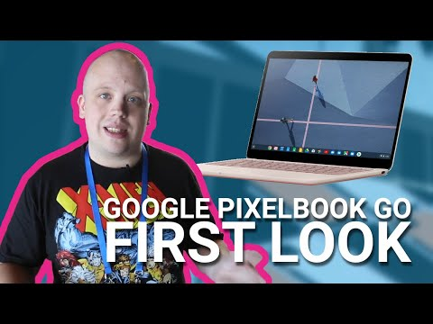 Google Pixelbook Go first look: this is Google's thin-and-light laptop for 2019