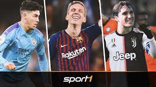 Top-Clubs auf Talent-Suche: DIESE Spieler könnten noch wechseln | SPORT1 - TALENT WATCH