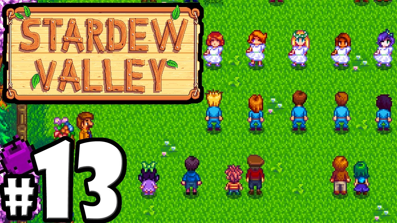 stardew valley how to practice the flower dance