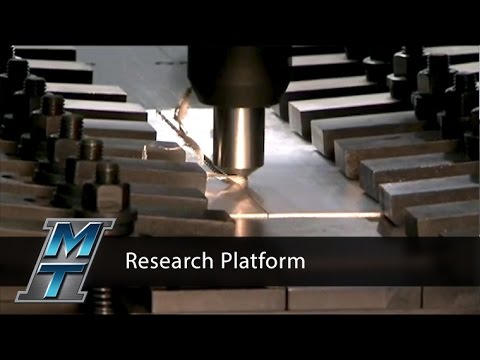 Friction Stir Welder for Research Platforms