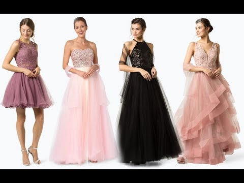 e68e72f9e594 Długie suknie i sukienki na studniówkę 2019 - YouTube