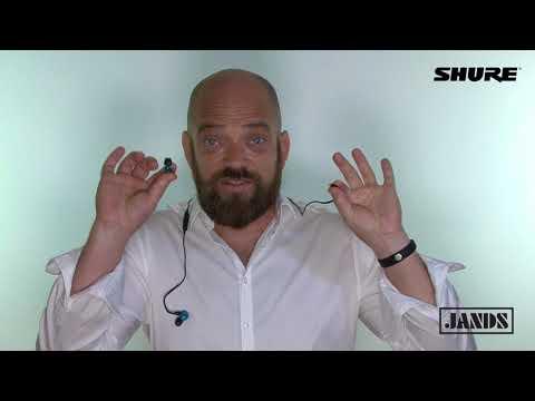 Shure SE215 Wireless Earphone Review
