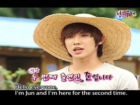 Invincible Youth | 청춘불패 - Ep.40: Harvesting Crops With MBLAQ!!