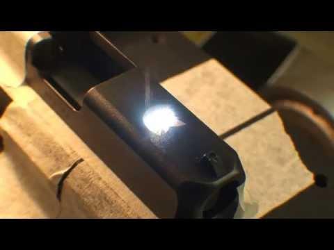 Custom Engraved Glocks & Laser Engraved Handguns