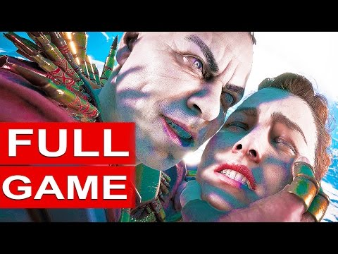 HORIZON ZERO DAWN Gameplay Walkthrough Part 1 FULL GAME [1080p HD PS4 PRO] - No Commentary