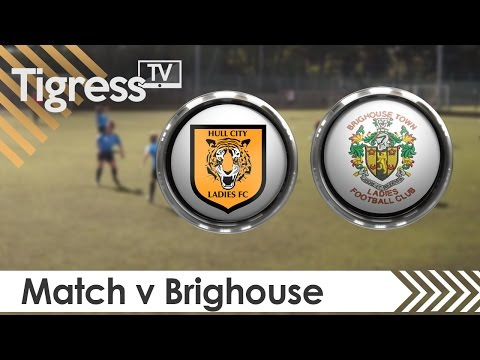 Hull City Ladies VS Brighouse Town | Women's Premier League Match