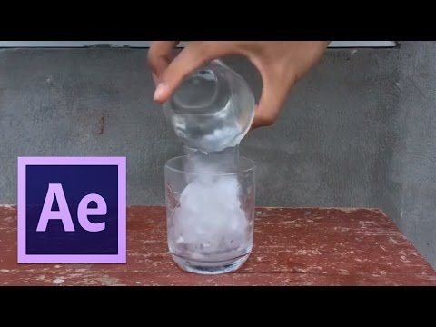 Create a 3d ice text effect with modo and photoshop.